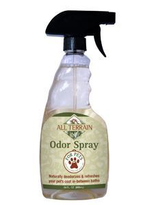 Pet Odor Spray 24 oz