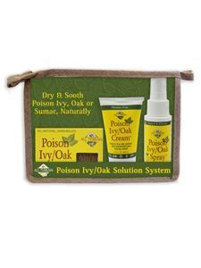 Poison Ivy/Oak Solution System 3 pc