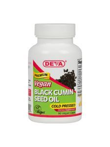 Vegan Black Cumin Seed Oil 90 vegcaps