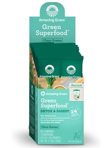 Detox & Digest Green SF Box 15 packs