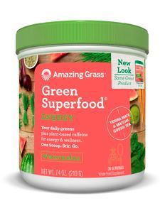 Energy Watermelon Green SuperFood 7.4 oz