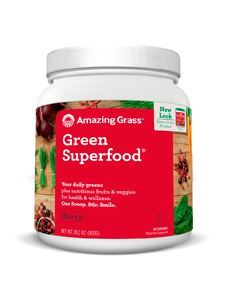 Green SuperFood Berry 100 servings