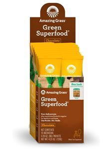 Green SuperFood Choco 15 pkts (8 g each)