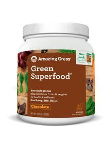 Green SuperFood Chocolate 28 oz