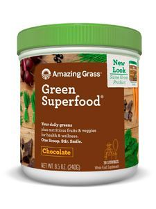 Green SuperFood Chocolate Powder 30 serv