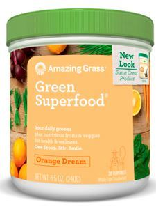 Green Superfood Orange Dream 8.5 oz