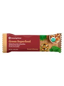 Green SuperFood Sweet & Savory 1 bar