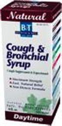 Cough & Bronchial Syrup with Zinc 4 oz