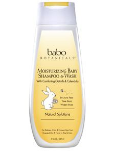 Moisturizing Shampoo and Wash 8 fl oz