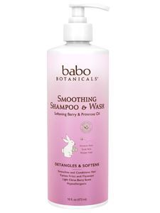 Smoothing Shampoo and Wash 16 fl oz