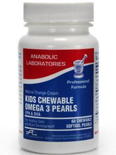 Load image into Gallery viewer, Kids Chewable Omega 3 Pearls 60 softgels