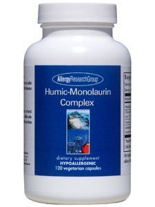 Humic -Monolaurin Complex 120vcaps
