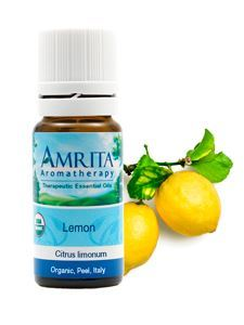 Lemon, Yellow 10 ml
