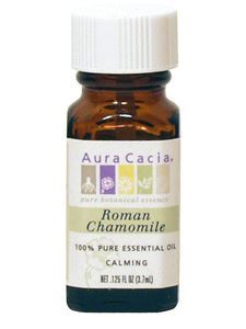 Roman Chamomile Essential Oil .125 fl oz