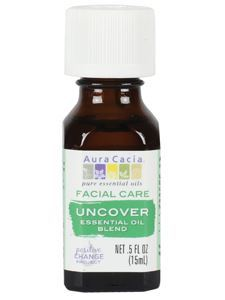 Uncover Facial Care Blend .5 fl oz