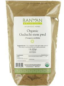 Guduchi Stem Powder, Organic 1 lb