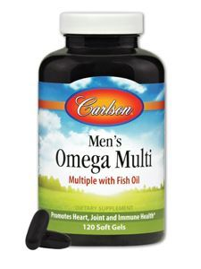 Men's Omega 3 120 softgels