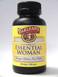 Essential Woman 1000 mg 60 gels