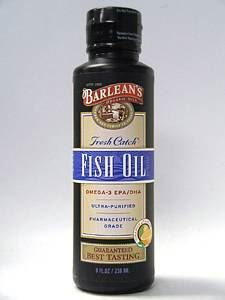 Fresh Catch Fish Oil 8 oz
