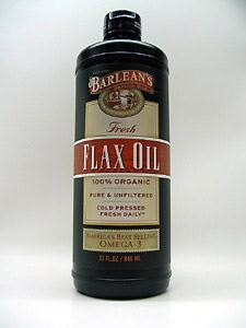 Fresh Flax Oil Organic 32 oz