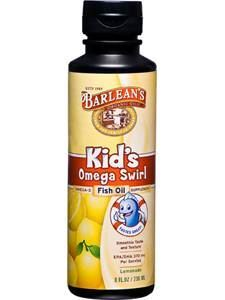 Kids Omega Swirl Fish Oil 8 oz
