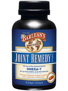Omega -7 Joint Remedy 30 softgels