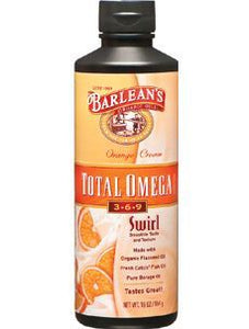 Total Omega 3 -6 -9 Orange Cream 16 oz
