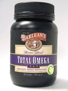 Total Omega Lemonade 1000 mg 90 gels