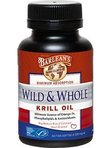 Wild & Whole Salmon Oil 90 gels