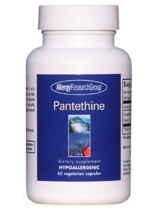 Pantethine 660 mg 60 vcaps
