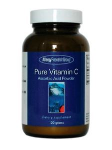 Pure Vitamin C Powder 120 gms