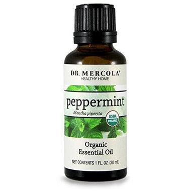 Organic Peppermint Essential Oil 1 fl oz