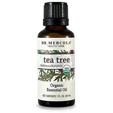 Organic Tea Tree Essential Oil 1 fl oz