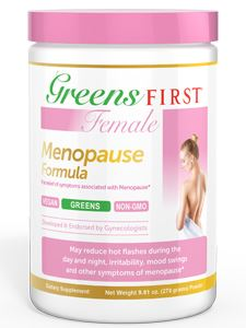 GreensFirst Fem Menopause Form 9.81 oz