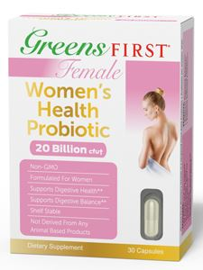 Women's Health Probiotic 30 caps