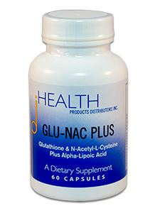 GLU -NAC Plus 60 caps