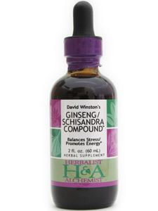 Ginseng/Schisandra Compound 2 oz