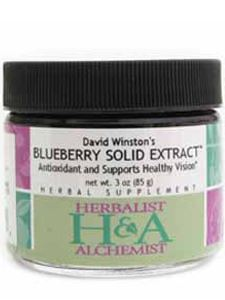Blueberry Solid Extract 6 oz