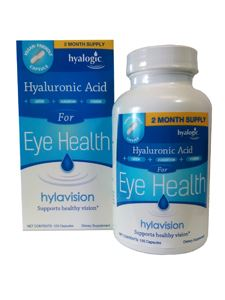 Hylavision Eye Health w/ HA 120 caps