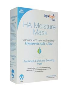 Moisture Mask w/ HA 4 pack