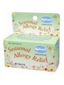 Seasonal Allergy Relief 60 tabs