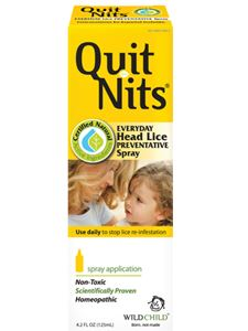 Quit Nits Preventative Spray 4 fl oz