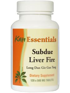 Subdue Liver Fire 120 tabs
