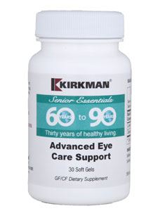 Advanced Eye Care Support 30 softgels