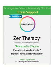 Zen Therapy 30 Count Blister Box