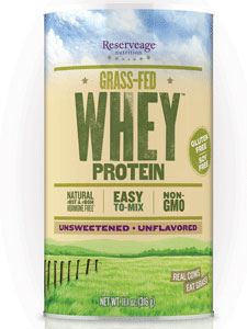Reserveage Unflavored Whey 11.1 oz