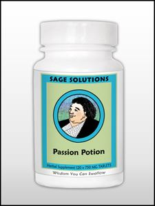 Passion Potion 120 tabs