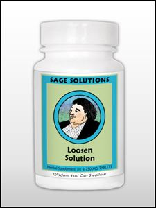 Loosen Solution 60 tabs