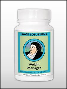 Weight Manager 120 tabs