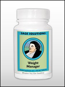 Weight Manager 60 tabs